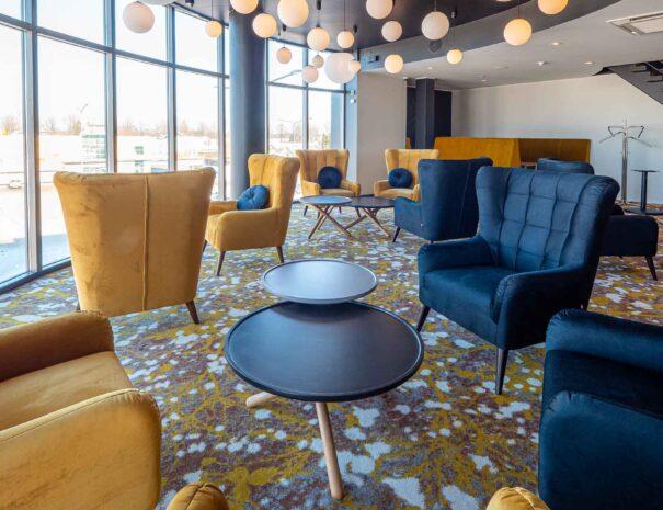 Centrum hotell lobby 5