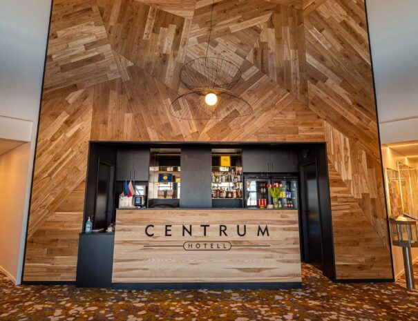Centrum hotell check-in 6