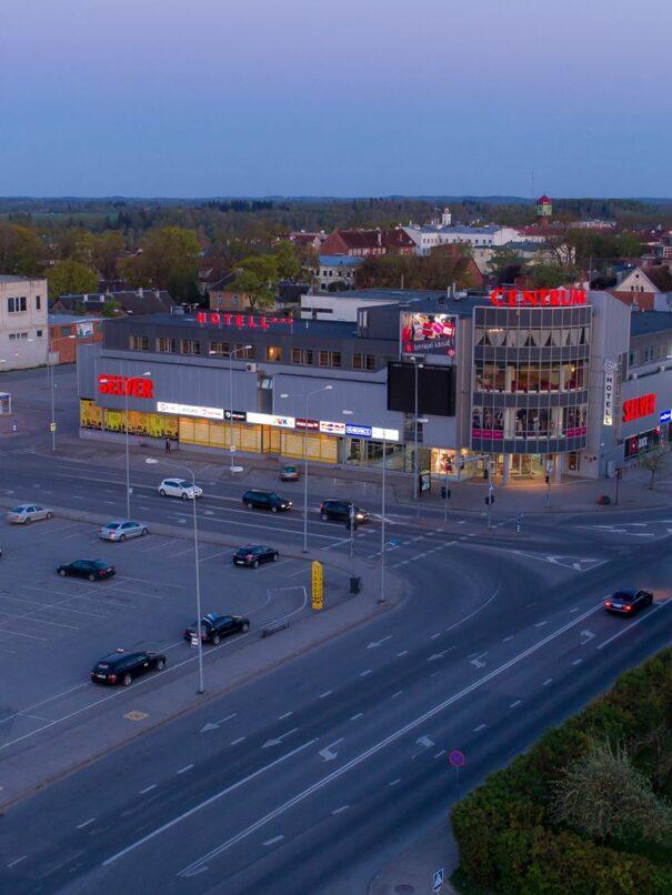 Centrum Viljandi vaade