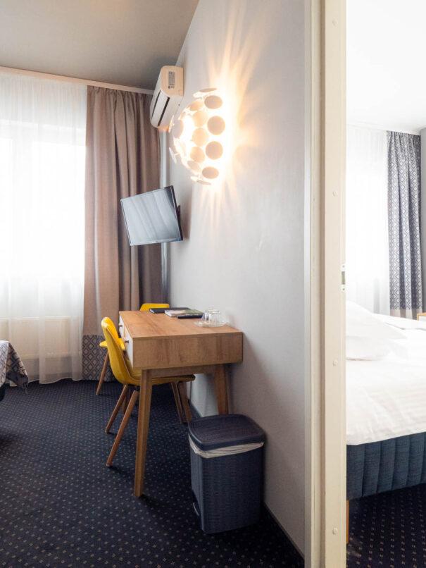 Centrumi hotelli comfort toad 21 22 peretuba