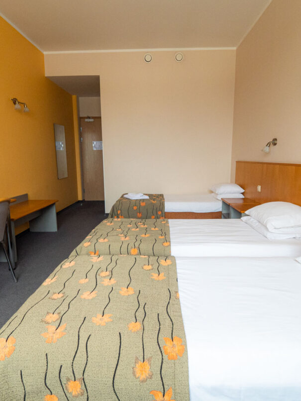 Centrumi hotelli standardtuba 7