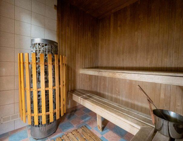 Centrumi hotelli saun