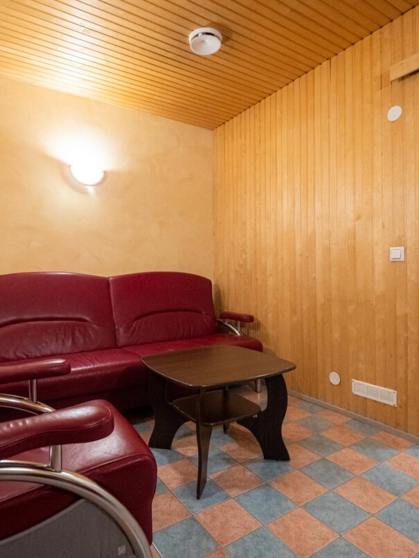Centrumi hotelli sauna eesruum