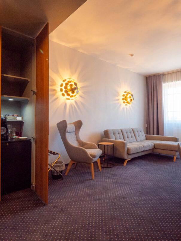 Centrumi hotelli sviit 34