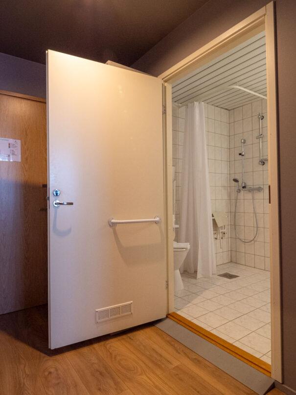 Centrumi hotelli invatuba 33 tualett