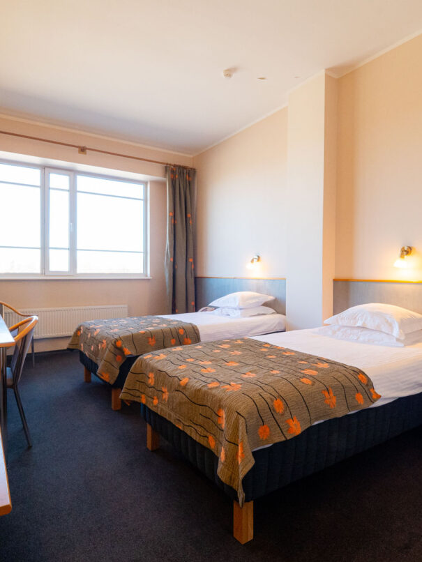 Centrumi hotelli standardtuba 1